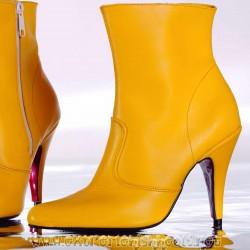 Zapato de tacon alto de madera Alexandra-M55